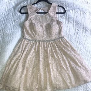 Dress. Size 7. Worn once